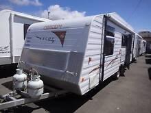 2007 Concept 20' Ascott II Caravan Moonah Glenorchy Area Preview