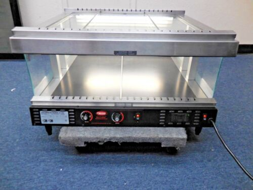 Hatco Glo-Ray GR3SDH-27 Heated Glass Merchandising Warmer