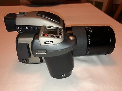 Hasselblad H4D - 40 Medium Format - Very Low Usage in Excellent ++ Condition