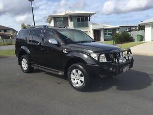 2006 Nissan Pathfinder STL! Manual! Diesel! 7 seater! Underwood Logan Area Preview