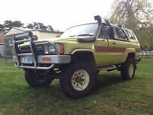 1985 Toyota 4 Runner Wagon Kellevie Sorell Area Preview