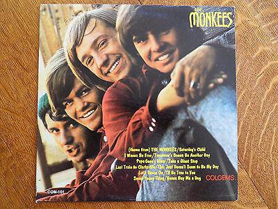 THE MONKEES s/t LP mono