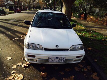 Suzuki swift Cino. Elwood Port Phillip Preview