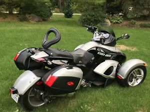 For Sale 2008 Can-Am Spyder GS SM5