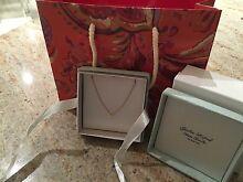 AUSTRALIAN ARGYLE COGNAC DIAMOND NECKLACE(DBTY)18K ROSE GOLD$2500 Glen Waverley Monash Area Preview