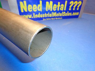 2 O.d X 12-long X .065 Wall Dom Seamless Steel Round Tube --2 Od X .065wall