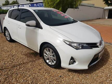 2014 Toyota Corolla Ascent Sport Hatchback Aitkenvale Townsville City Preview
