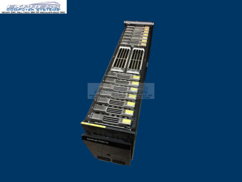 Dell Equallogic Ps-m4110x W/ 14x 600gb 10k Sas 2x Type 13 10gbe M1000e Ps-m4110