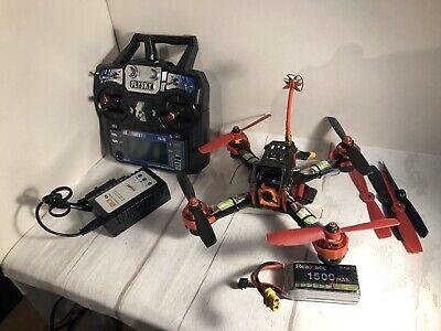 Realacc G X210 RC Racing Drone FlySky Runcam Camera FPV Naze32 More Quadcopter