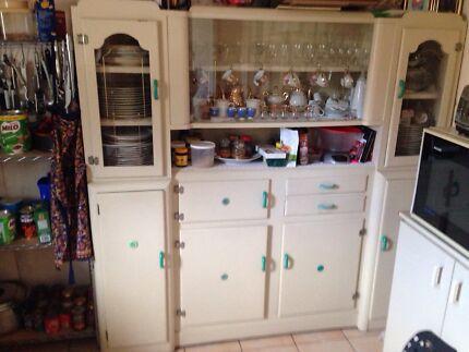 Antique kitchen cabinet  Bassendean Bassendean Area Preview