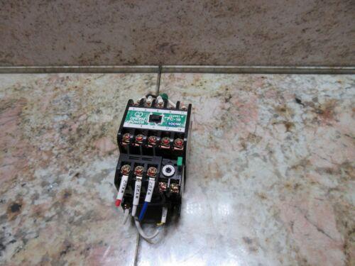 MATSUSHITA GREEN POWER AC MAGNETIC CONTACTOR BMF6-18-4 -1 FC-18 4A1B