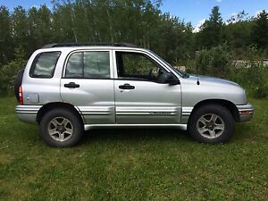 2003 Chevy Tracker