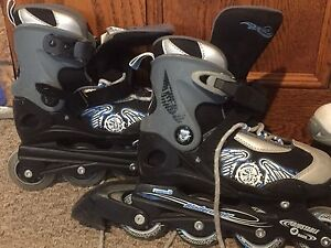 Expandable rollerblades Size 1-4