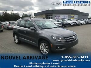 2014 Volkswagen Tiguan HIGHLINE + TOIT PANO + CUIR + MAGS