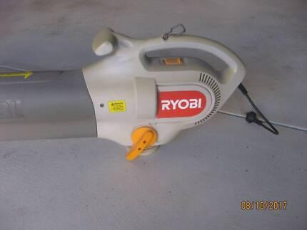 Ryobi Blower and Vacuum
