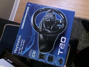 PlayStation Thrustmaster T80 racing wheel