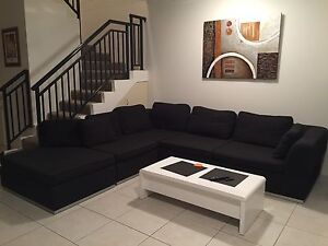 Corner lounge,large and wide and very comfortable Hurstville Hurstville Area Preview