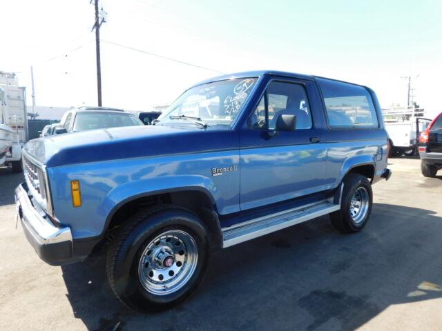 Imagen 1 de Ford Bronco Ii blue