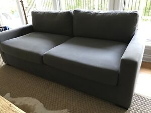 Couch- Canadian custom made