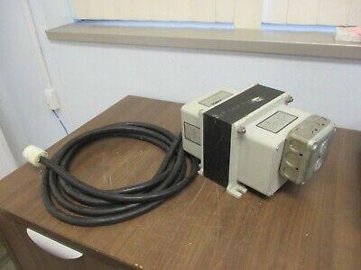 Topaz Ultra-isolation Transformer 0211t25st 2.5kva Input 120v Output 120v 60hz