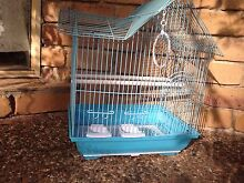 NEW house bird cages - blue, green or white $25each Helensvale Gold Coast North Preview