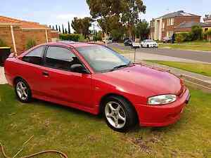 1999 Mitsubishi Lancer Coupe Taylors Hill Melton Area Preview
