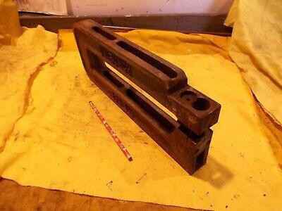 C Frame Punch Sheet Metal Hole Press Brake Tool Unit Unipunch Usa 12a 1 12