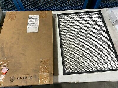 Nordson Filter 500 Series For Powder Coating 101432b 24l X 17-14w X 2-12t