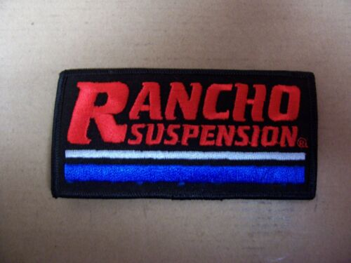 RANCHO  SUSPENSION  PATCH