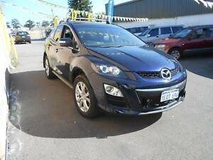 2010 Mazda CX-7 Sports Manual 2.2L Turbo Diesel  SUV Wangara Wanneroo Area Preview