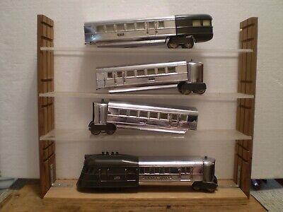 Lionel Prewar #616 Flying Yankee Train Set
