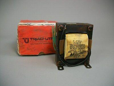 Magnetek Triad Power Transformer F-232u -new Old Stock W Shelfwear