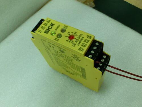 Sick UE45-3S13D33 Intelliface,UE45-3S1,6024912,DC24V,Used#94883