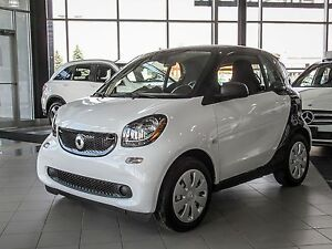 2016 Smart fortwo pure cpé