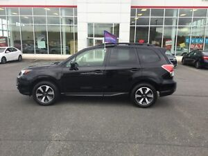2018 Subaru Forester 2.5i Touring HEATED CLOTH SEATS; ALLOYS;...