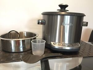 Breville Multi Chef Slowcooker and Rice cooker in one. Kewdale Belmont Area Preview