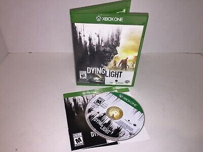 Dying Light (Microsoft Xbox One, 2015) LOT FUN NTSC ZOMBIE GAME