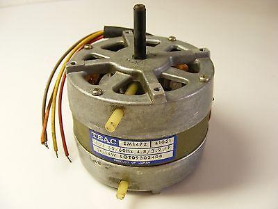 Rewind Motor (NEW REWIND MOTOR FOR TEAC A-4070G TAKE UP REEL MOTOR 7104105100)