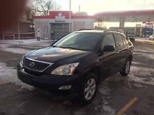 Selling 2009 lexus RX350, AWD, new saftey, clean title