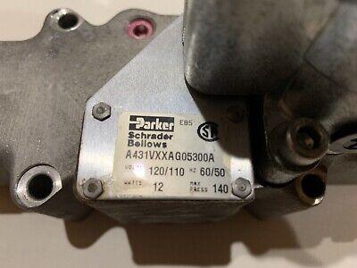 Parker Schrader Bellows A431vxxag05300a Solenoid