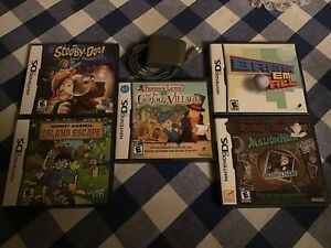 Several DS Games