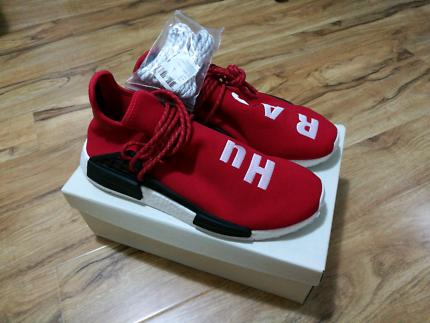 Adidas NMD HU Human Race Pharrell Williams Red US11