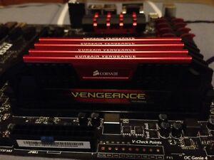 Corsair Vengeance Pro 32GB (4x8GB) 2400 MHz RAM