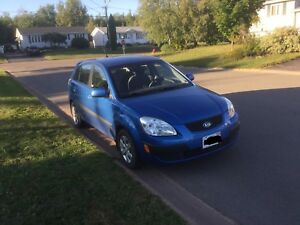 2008 Kia Rio 5 Hatchback (5 speed transmission)*
