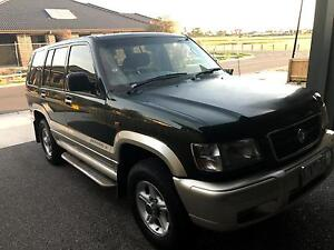 2001 Holden Jackaroo SE Wagon Epping Whittlesea Area Preview