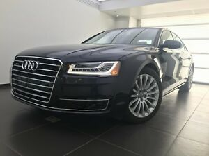 2016 Audi A8 driver assistant package 3.0L TDI