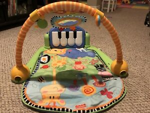 Fisher Price Piano Gym Kick and Play
