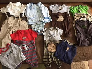 3 month baby boy outfits