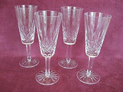 Set of Four Waterford Lismore 7-1/4