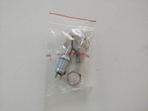 Electronic electric Key Switch Lock ON/OFF NO/NC Lock switch tubular keys